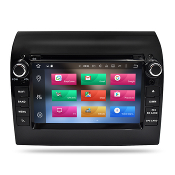 11.11 Ram 4G 64g Android 9.0 10.0 Automobilio Stereo Fiat Ducato Jumper, Boxer 2GB RAM DVD Headunit